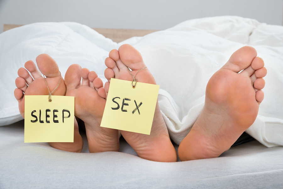 Sexomnia symptoms