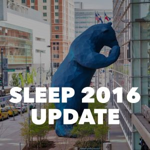 sleep 2016