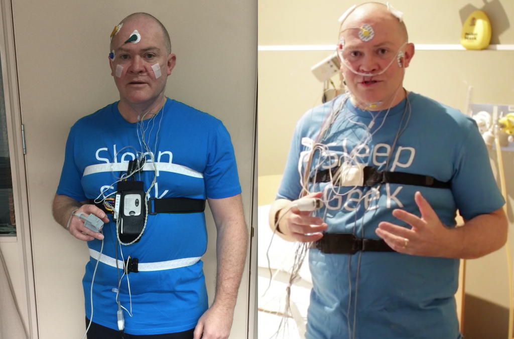 home sleep study
