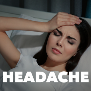 headaches and sleep