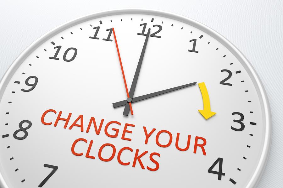 How do I adjust for daylight saving time? - SleepHub