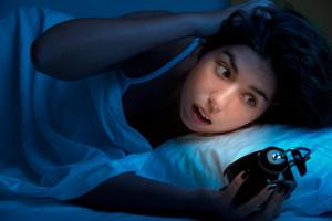 wake up at night